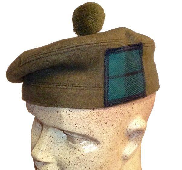 béret écossais armée